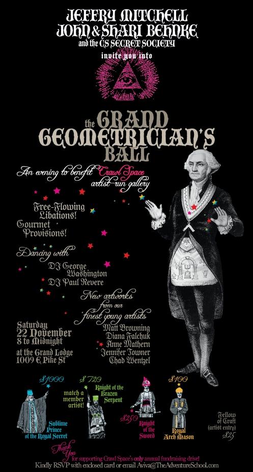 Grand Geometrician's Ball