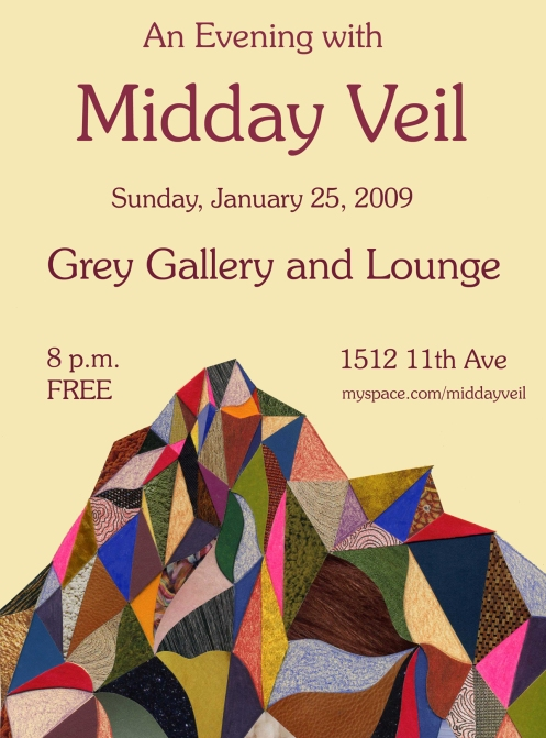 Midday Veil - Grey Gallery and Lounge