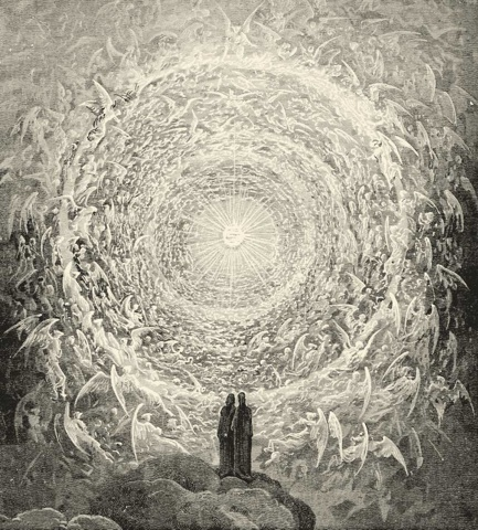 A View of God, the Source of Light. 1861.