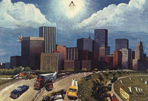 Charles Anderson. The Rapture. 1983.