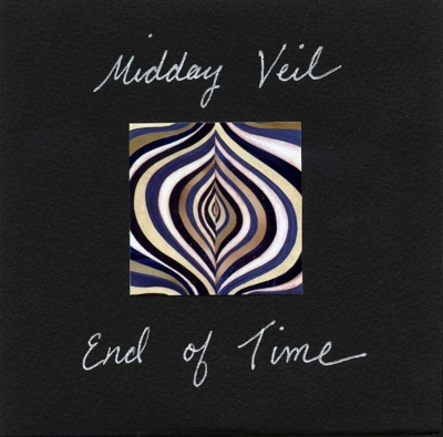 Midday Veil - End of Time. Limited release CDR in handmade cover.