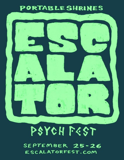 Escalator Festival