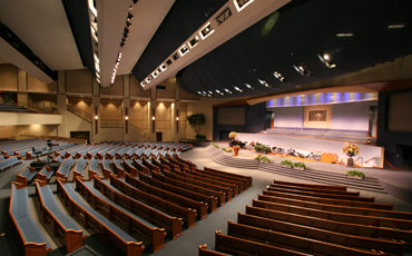 First Baptist Church Wichita Falls, Tex