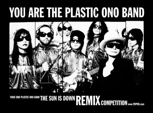 you are the plastic ono band