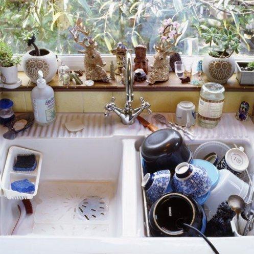 Jennifer Zwick - Saya's Sink