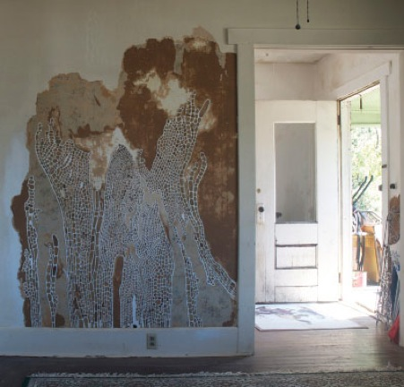 Francesca Lohmann - Wallpaper Carving