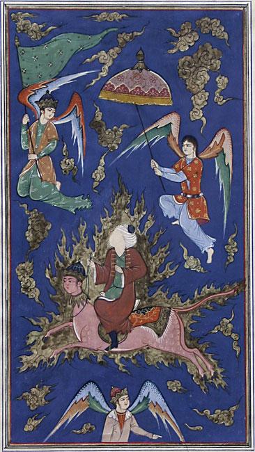 Muhammed Ascending