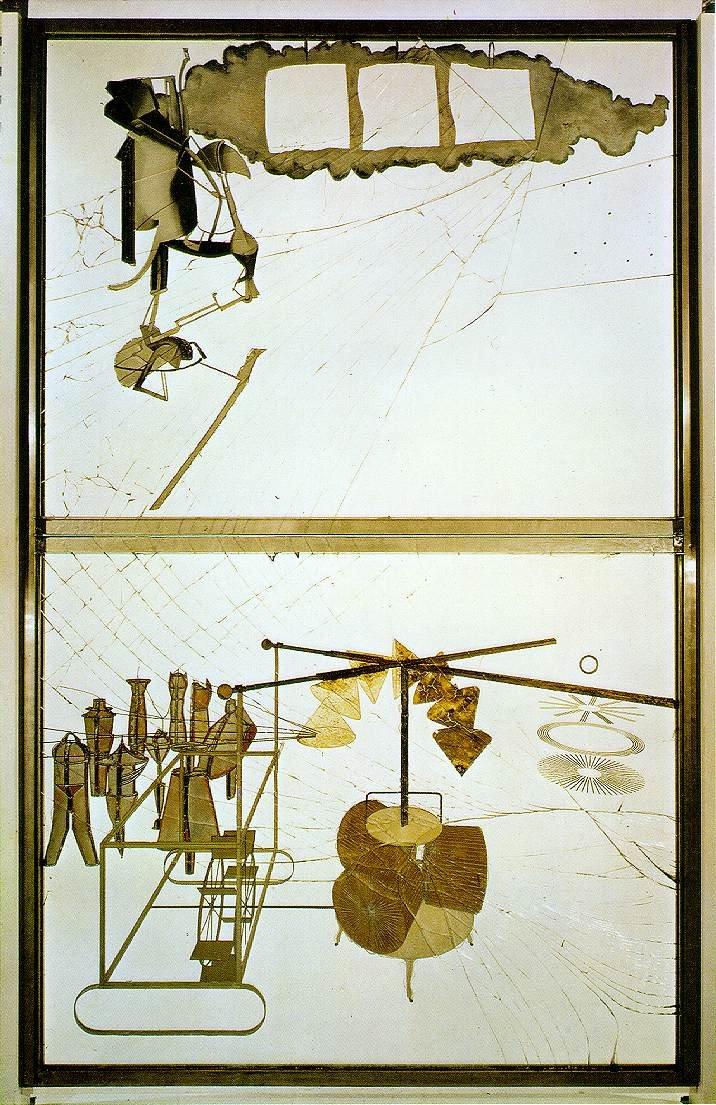 Marcel Duchamp, Grande Vetro