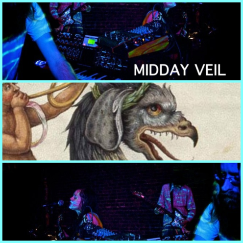 Midday Veil - Revolt of the Apes