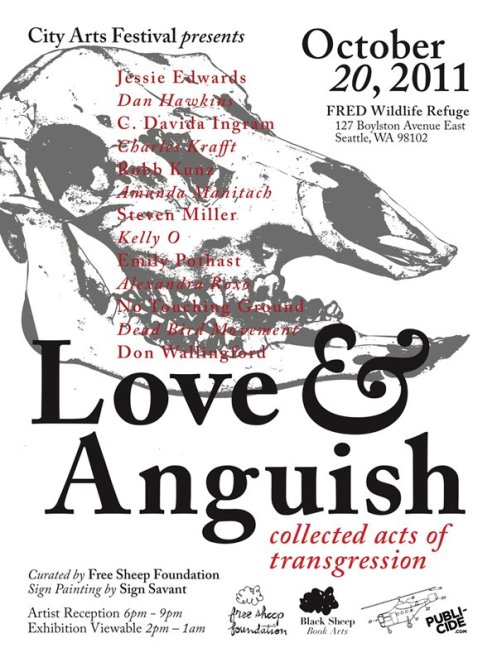 Free Sheep Foundation - Love and Anguish
