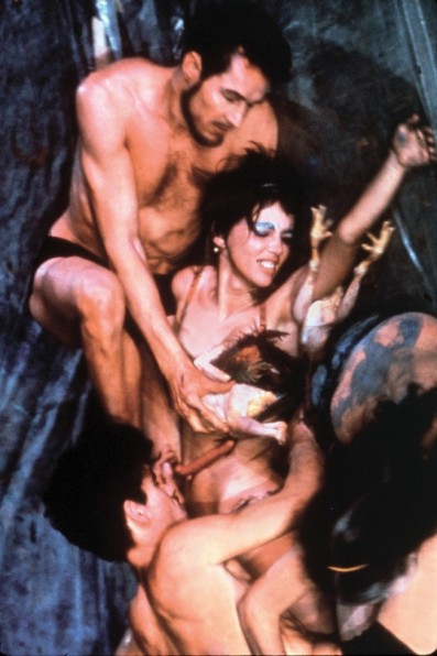 Carolee Schneemann - Meat Joy