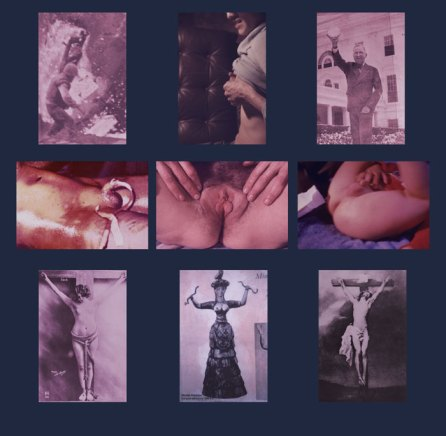 Carolee Schneemann - Ask The Goddess