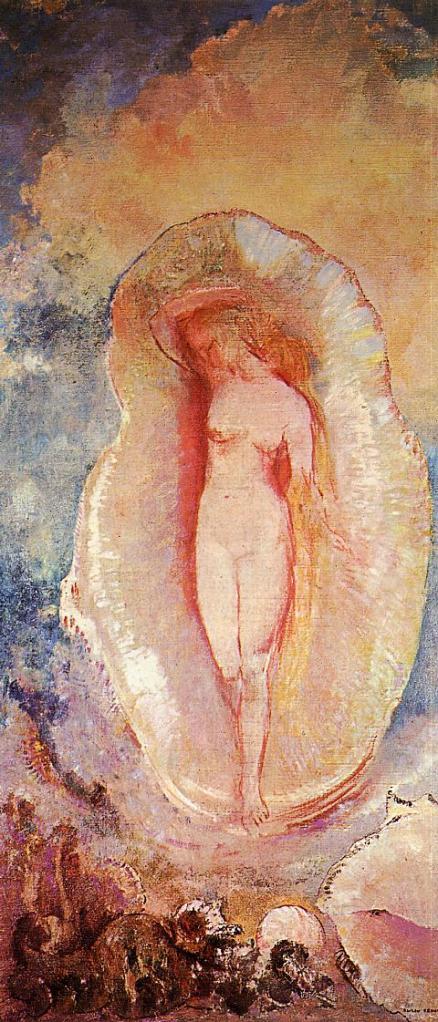 Odilon Redon - Venus