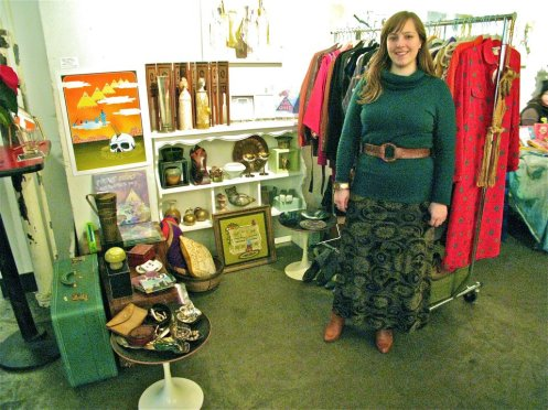 Rena Bussinger of Caravan Age