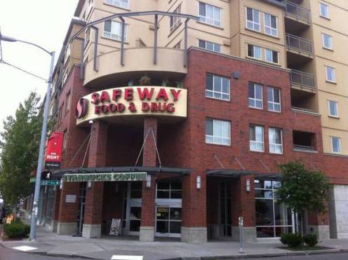 Safeway building, 23rd and Madison, Seattle