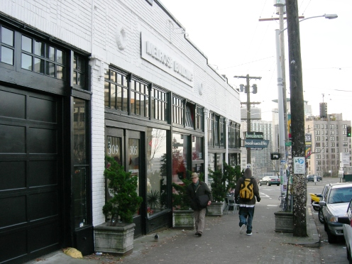 Bauhaus Coffee in Seattle. Photo via Wikimedia Commons.