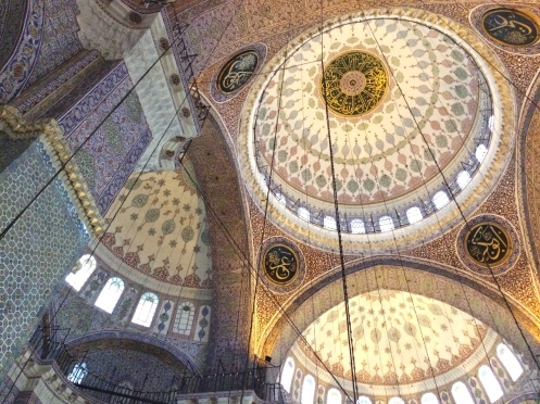 Yeni Cami  - New Mosque, Istanbul